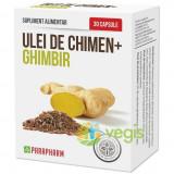 Ulei de Chimen + Ghimbir 30cps