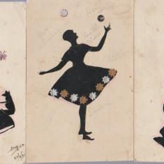 Lot carti postale - copii aprox. 1915