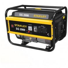 GENERATOR 2.2KW AVR 15L 6,3H, Stanley