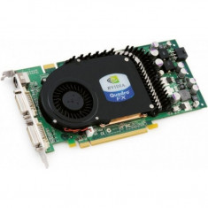 Placa video Nvidia Quadro FX 3450, 256MB DDR3, 128 bit, 2 x DVI