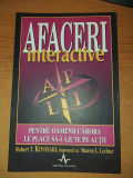 AS - ROBERT T. KIYOSAKI - AFACERI INTERACTIVE
