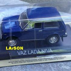 Macheta Lada Niva - DeAgostini Masini de Legenda 1/43