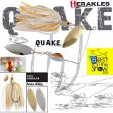 Spinnerbait Herakles Quake, Waka Waka, 17.5g
