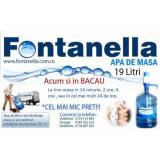"""Livrare gratuita apa plata imbuteliata """"fontanella"""", 19 litri ."""