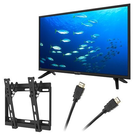 TV HD 32INCH 81CM SERIE H K&M BUNDLE