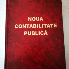 Carte Noua Contabilitate Publica.