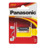 BATERIE CR123 BLISTER 1 BUC PANASONIC EuroGoods Quality, Energizer