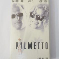 Caseta video VHS originala film tradus Ro - Palmetto