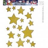 Sticker geam stea