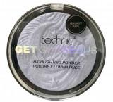 Iluminator Cu Particule Irizante Technic Get Gorgeous Highlighting Powder Galaxy Girl 12 gr