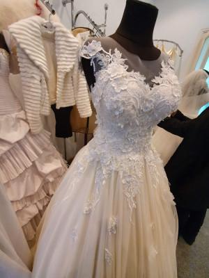 Rochie  noua de mireasa! foto