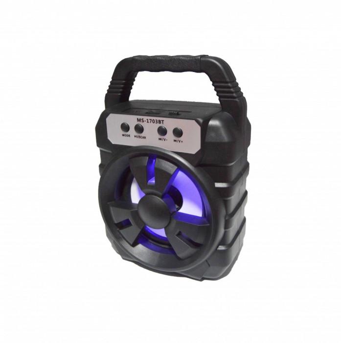 Boxa Bluetooth 25W PMPO cu Radio FM