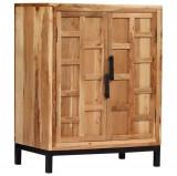 Servantă, lemn masiv de acacia, 60 x 35 x 76 cm, maro