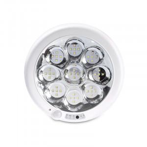 LAMPA PLAFON ROTUNDA CU SENZOR MISCARE SI ACU EuroGoods Quality