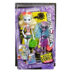 Set 2 Papusi Mattel Monster High Monster Family of Lagoona Blue