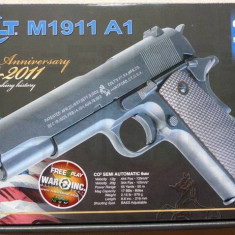 Pistol airsoft Colt 1911 CO2 [CYBG]