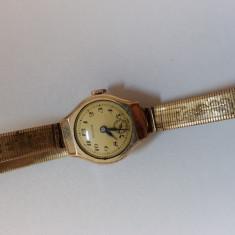 Ceas, Nidor, Elveția., Mecanic-Manual