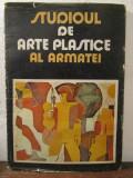 Studioul de arte plastice al Armatei: pictură, sculptură, grafică