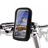 Suport Telefon Bicicleta / Moto Rezistent La Apa 05HD21