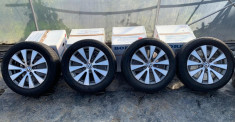 Roti/Jante VW 5x112, 215/55 R16, Passat (B6), Touran, Golf, Sharan foto