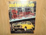 REVISTA AUTOTURISM NR:11 ANUL 1974