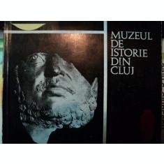 MUZEUL DE ISTORIE DIN CLUJ, BUC, 1967