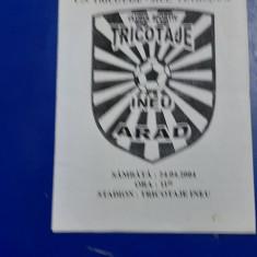 program       Tricotaje  Ineu   -  Jiul  Petrosani