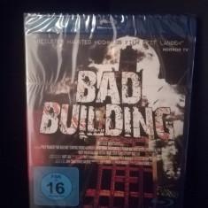 Bad Building [Blu-Ray], BLU RAY, Engleza
