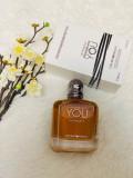 EMPORIO ARMANI Stronger With You 100 ML Parum Tester, Apa de parfum, Giorgio Armani