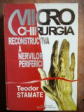 Microchirurgia reconstructiva a nervilor periferici-Teodor Stamate