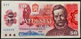 Bancnota 20 COROANE - RS CEHOSLOVACIA, anul 1987  *cod 751