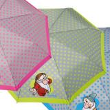 Umbrela manuala pliabila (3 modele floricele) - Cei 7 pitici