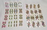 Jucarie veche de colectie SET complet Joc de carti de ghicit - unguresti Tarot