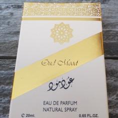 Parfum arabesc, Oud Mood, apa de parfum, 20ml, unisex
