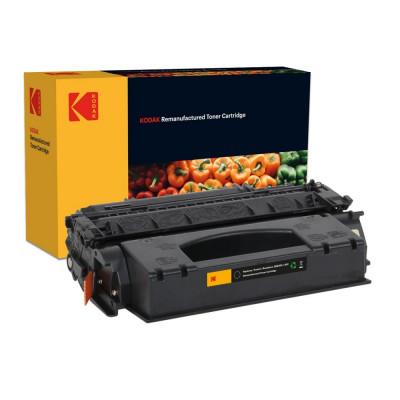 Toner original Kodak compatibil HP Q5949X Black Premium Kodak foto