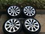 Jante style 159 complete bmw, 17, 8, 5