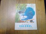 COCORUL - M. Prisvin - K. BEZBORODOV (ilustratii) - Ion Creanga, 1984, 22 p.