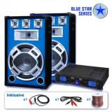 "Skytronic Set PA Seria Blue Star ""Beatstar"" 2000W"