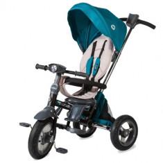 Tricicleta Multifunctionala 4in1 cu Sezut Reversibil Velo Air Verde