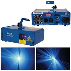 Laser albastru 80mw dmx