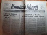 romania libera 24 decembrie 1989 - revolutia romana