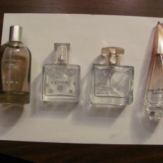 GE - Lot 4 sticle parfum moderne