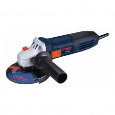 Polizor unghiular Stern, 850 W, 11000 rpm, 125 mm, accesorii incluse, Albastru