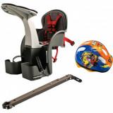 Scaun de bicicleta si Casca Protectie Mickey WeeRide WR01DMK B3302832
