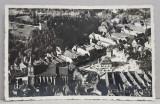 BRASOV - VEDERE GENERALA DE PE TAMPA , CARTE POSTALA ILUSTRATA , MONOCROMA , CIRCULATA , 1938