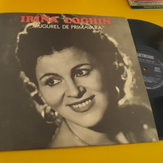 DISC VINIL IRINA LOGHIN MUGUREL DE PRIMAVARA EPE 02149 STARE EXCELENTA
