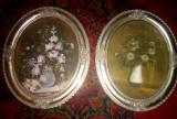 Set de 2 picturi in ulei Baroc
