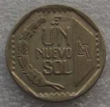 G5. Peru 1 Un Nuevo Sol 1994 **, America Centrala si de Sud
