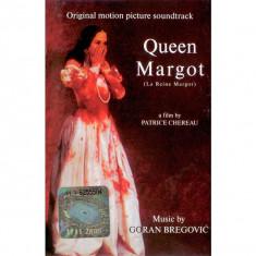 Caseta Goran Bregović – Queen Margot, originala, sigilata, holograma