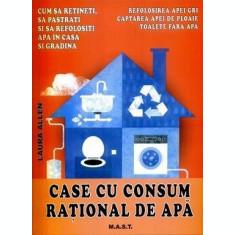 Case cu consum rațional de apă